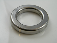 Squaire ring 38 mm  Chrome plated