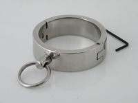 Heavy stainless steel bracelet/cuff 20mm