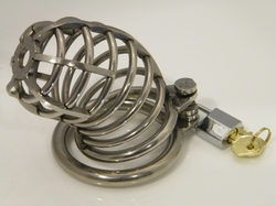 Chastity device model